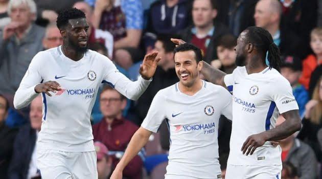 Burnley - Chelsea 1-2