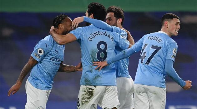 Manchester City a câștigat lejer pe terenul lui Chelsea, 3-1 (3 ianuarie 2021)