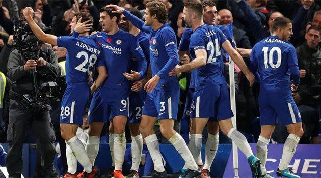 Chelsea a câștigat cu 1-0 meciul cu Manchester United