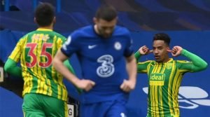 West Brom a câștigat pe Stamford Bridge în fața lui Chelsea cu 5-2
