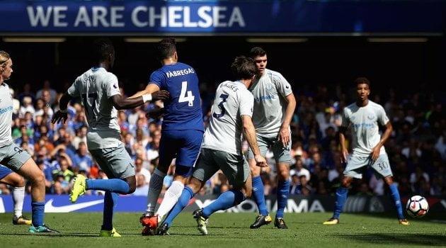 Chelsea s-a impus cu 2-0 acasa contra lui Everton în meciul de campionat disputat în august