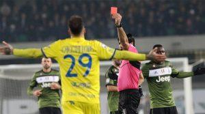 Chievo - Juventus 0-2