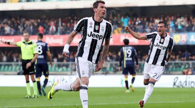 Chievo - Juventus 1-2 (Serie A, 6 noiembrie 2016)