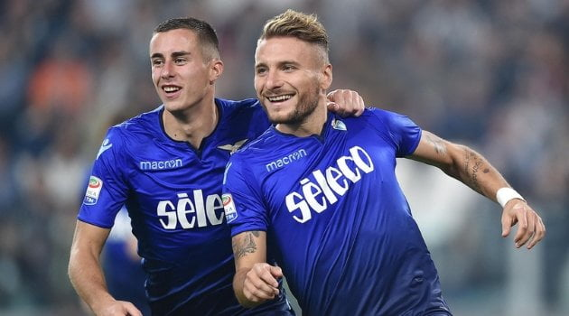 Ciro Immobile a marcat 14 goluri pentru Lazio după 11 etape