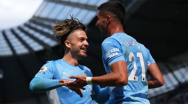 Manchester City a trecut cu 5-0 de Arsenal, cu Grealish și Torres în prim-plan