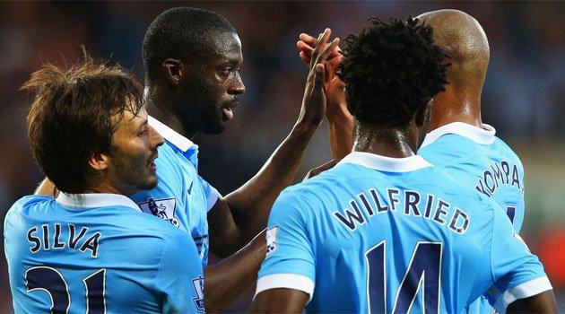 Manchester City a castigat clar pe terenul lui West Brom, 3-0