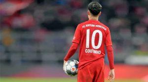 Philippe Coutinho, Bayern Munchen