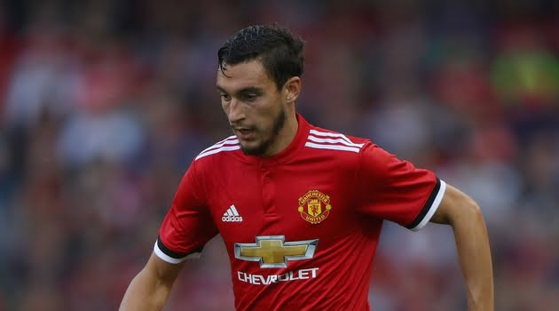 Matteo Darmian (Manchester United)