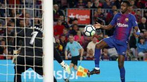 Barcelona - Villarreal 5-1 a fost cel mai bun meci al lui Ousmane Dembele în tricoul blaugrana
