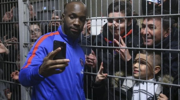 Lassana Diarra, Paris Saint-Germain