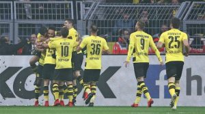 Borussia Dortmund - Schalke 4-4
