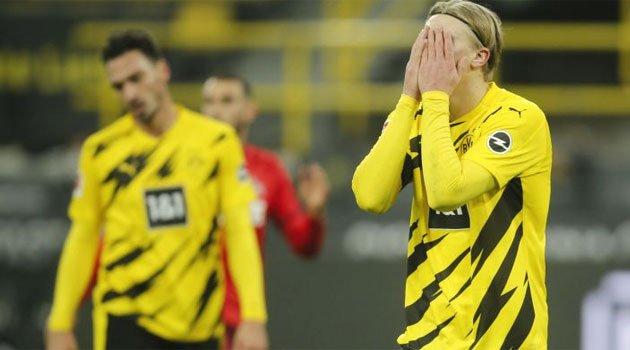 Borussia Dortmund - FC Koln 1-2 (noiembrie 2020)