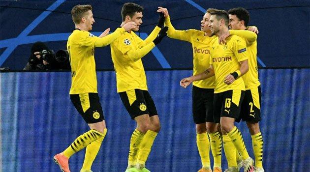 Borussia Dortmund - Lazio 1-1, grupele Champions League 2020-2021