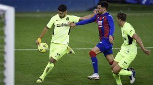 Luis Suarez, autor al unei duble în meciul cu Eibar (21 ianuarie 2021)