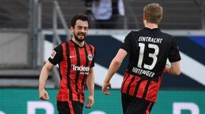 Eintracht Frankfurt - Bayern Munchen 2-1 (20 februarie 2021)
