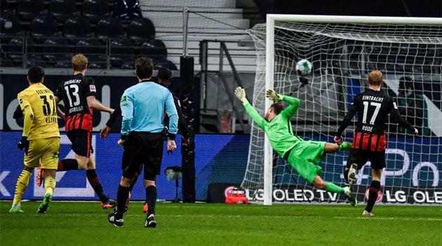 Eintracht Frankfurt - Borussia Dortmund 1-1, decembrie 2020