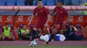 Stephan El Shaarawy a marcat singurul gol al meciului Roma - Bologna 1-0