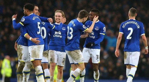 Everton, cea mai indisciplinată echipă din istoria Premier League