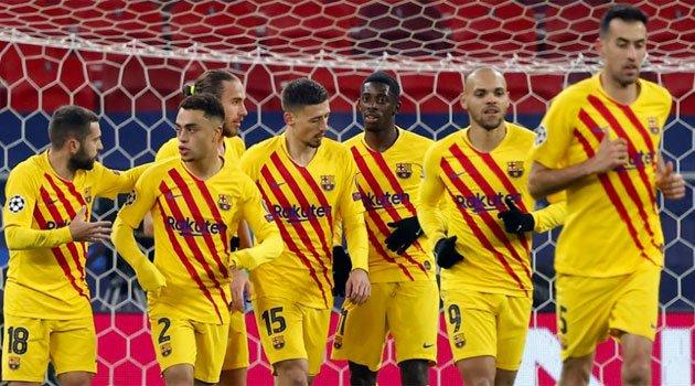 Ferencvaros - Barcelona 0-3, grupele Champions League 2020-2021