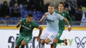 Lazio - Fiorentina 1-1