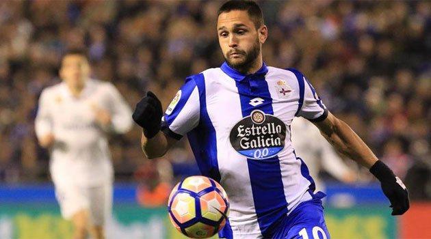 Florin Andone, Deportivo la Coruna