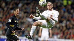 Gareth Bale a devenit cel mai bun marcator britanic din istoria La Liga