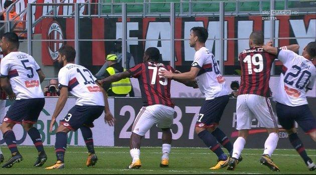 AC Milan - Genoa 0-0