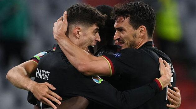 Germania s-a strecurat în optimile EURO 2020 după 2-2 cu Ungaria