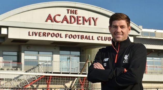 Steven Gerrard, fostul căpitan al lui Liverpool