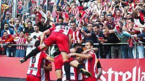 Girona a învins Real Madrid cu 2-1