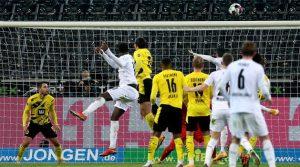 Borussia Monchengladbach - Borussia Dortmund 4-2, 22 ianuarie 2021