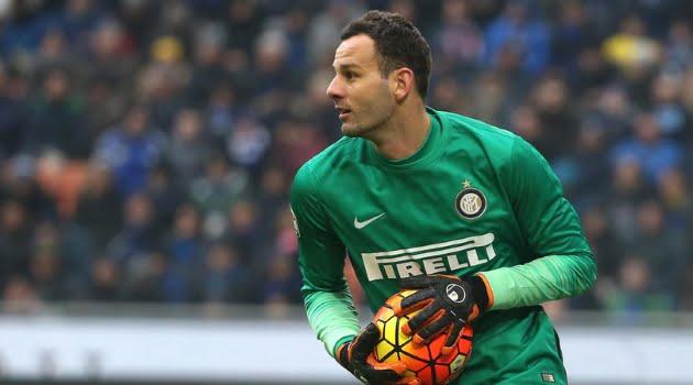 Samir Handanovic, Inter Milan