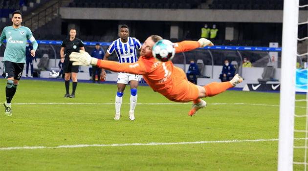Hertha Berlin - Schalke 04 scor 3-0, 2 ianuarie 2021