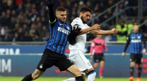Mauro Icardi a marcat două goluri în meciul Inter - Atalanta 2-0