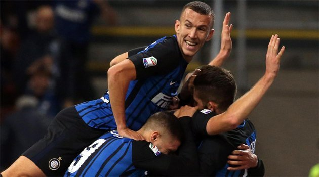 Inter - Sampdoria 3-2