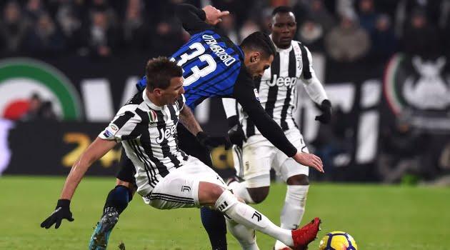 Juventus - Inter Milan 0-0 (Serie A, 9 decembrie 2017)