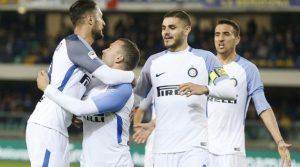 Hellas Verona - Inter 1-2