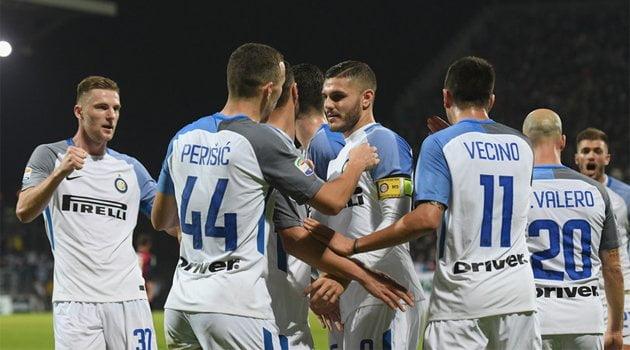 Cagliari - Inter 1-3