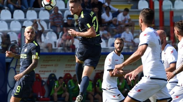 Crotone - Inter 0-2 (Serie A, 16 septembrie 2017)