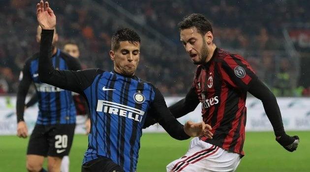 AC Milan - Inter 1-0 (Cupa Italiei, 27 decembrie 2017)