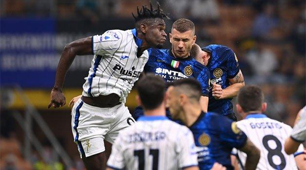 Duel spectaculos între Inter și Atalanta în Serie A, scor final 2-2