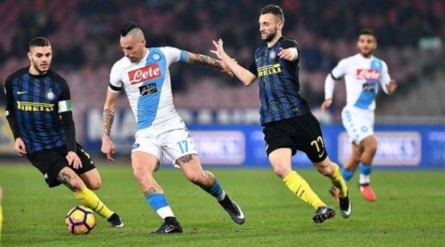 Inter nu s-a impus pe terenul lui Napoli din octombrie 1997
