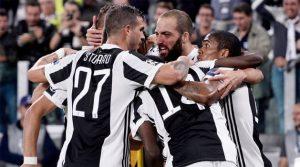 Juventus - SPAL 4-1