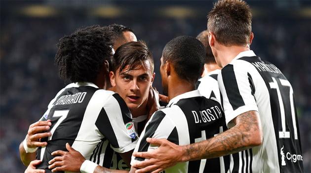 Juventus - Torino 4-0