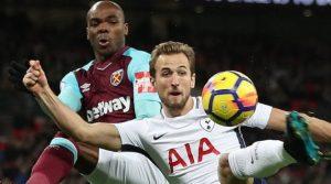 Tottenham - West Ham 1-1