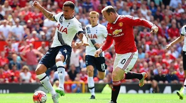 Autogolul lui Kyle Walker a decis meciul Manchester United - Tottenham 1-0