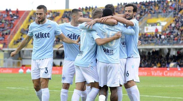 Benevento - Lazio 1-5