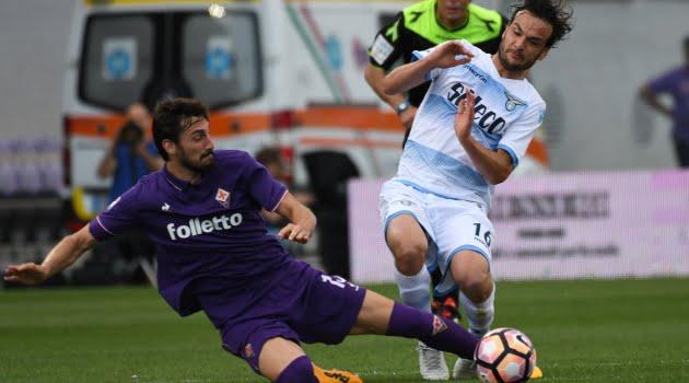 Lazio - Fiorentina, Serie A