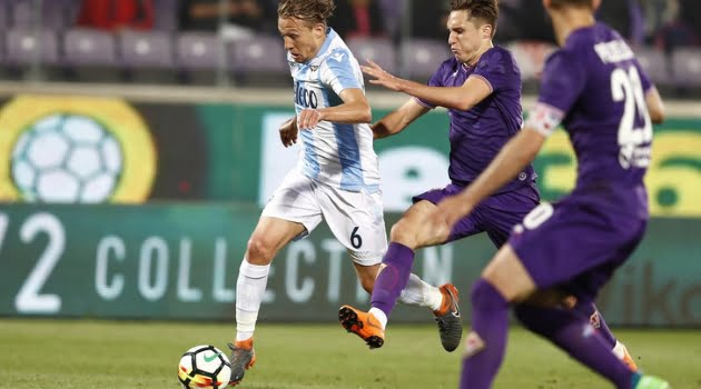 Fiorentina - Lazio 3-4