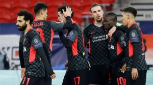 Liverpool a câștigat cu 2-0 meciul tur cu Leipzig, disputat la Budapesta